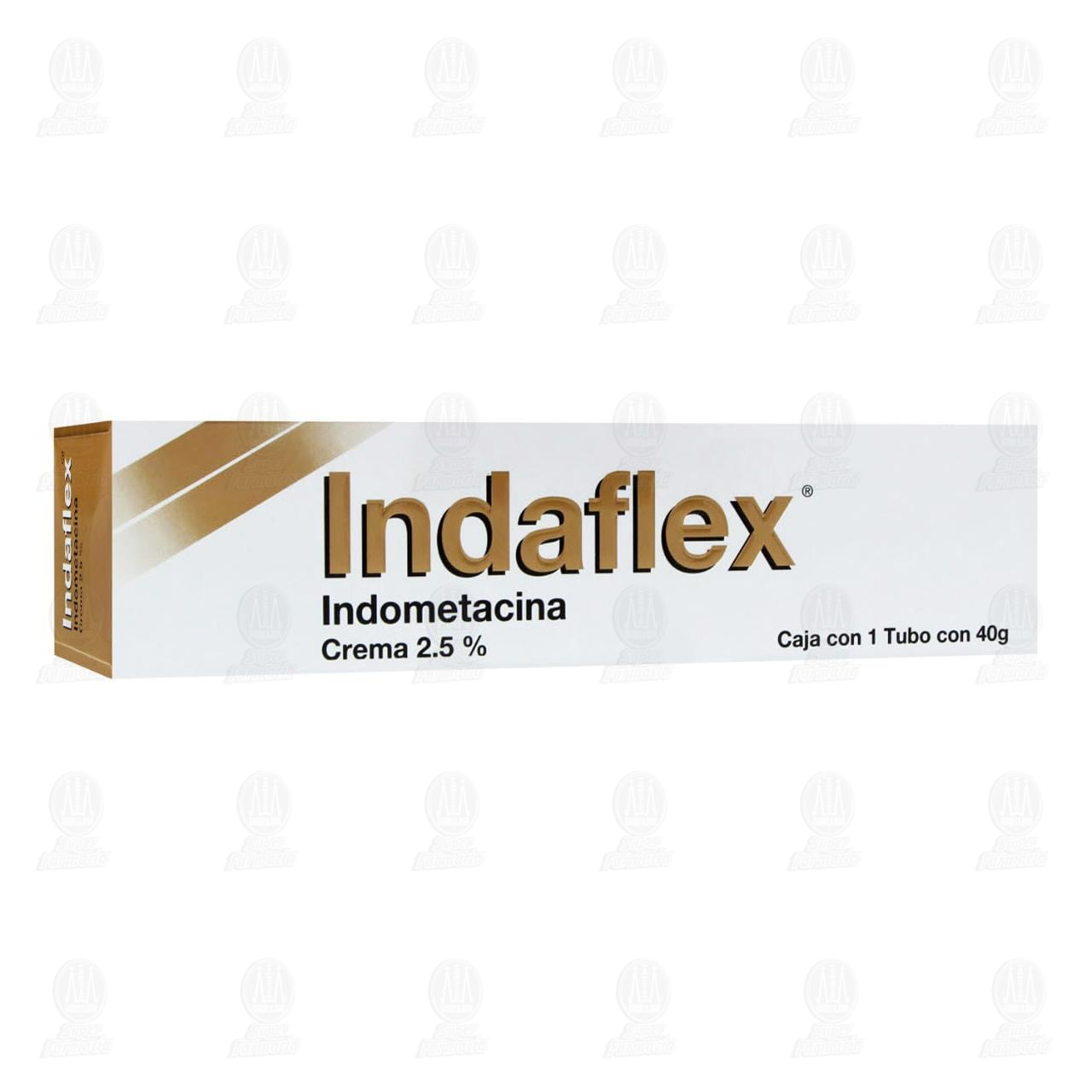 Comprar Indaflex 2.5% 40gr Crema en Farmacias Guadalajara