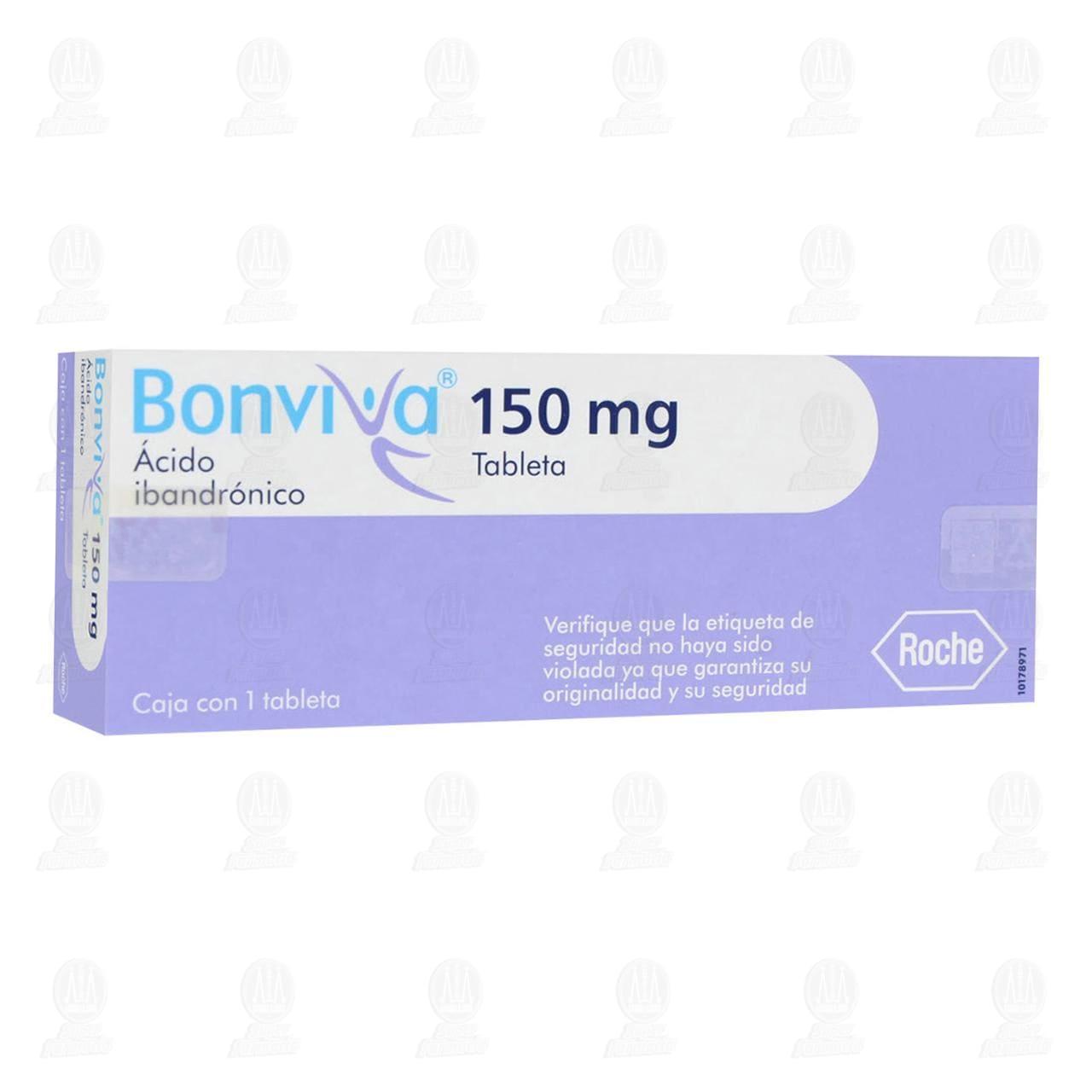 Bonviva 150mg con 1 Comprimido