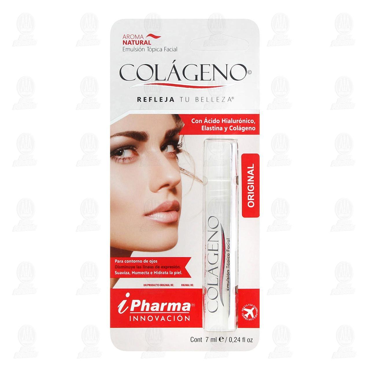 Comprar Colágeno Tópico 7ml Tubo Dosificador Blíster en Farmacias Guadalajara