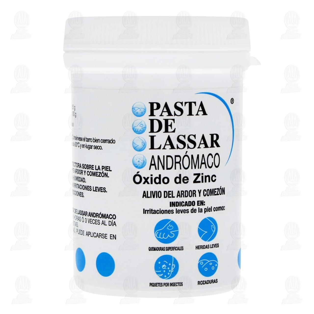 Comprar Pasta de Lassar 125gr Tarro en Farmacias Guadalajara