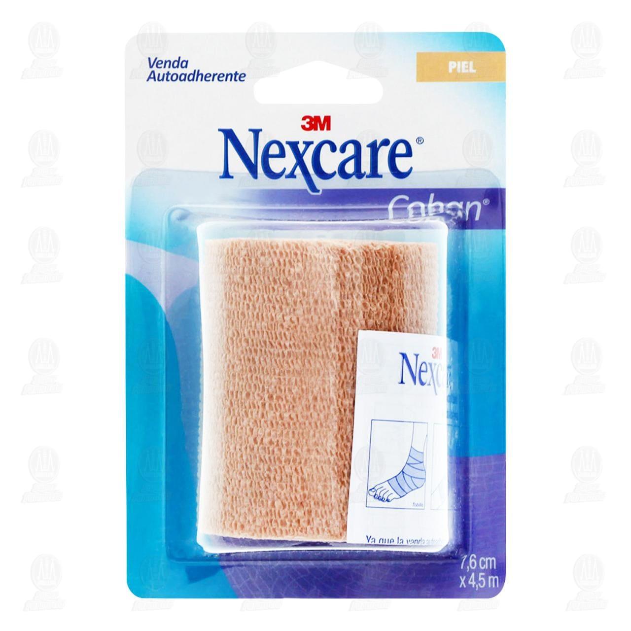 Comprar 3M Nexcare Venda Coban Color Piel 7.6cm x 4.5m 1pz en Farmacias Guadalajara