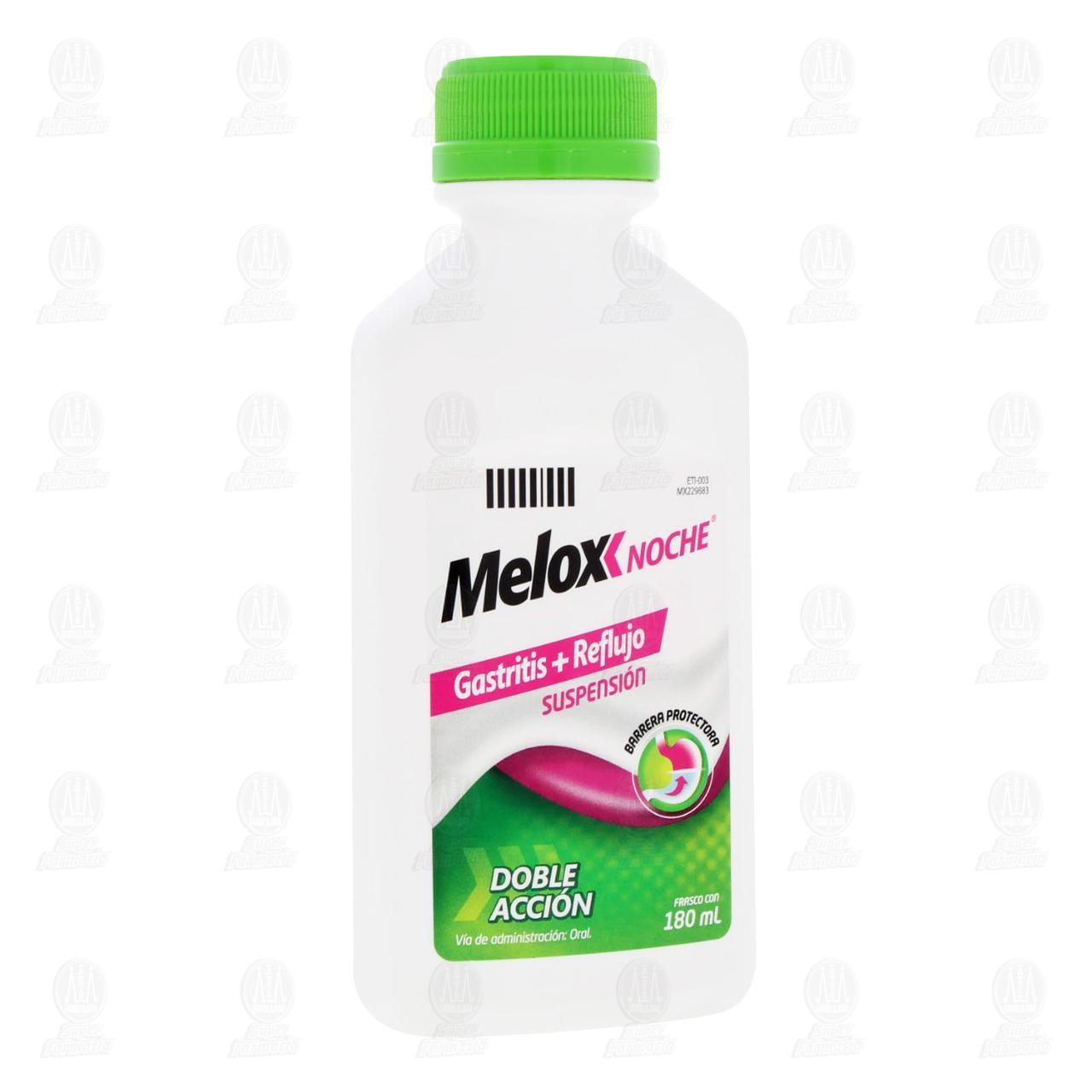 Comprar Melox Noche Suspensión 180ml en Farmacias Guadalajara