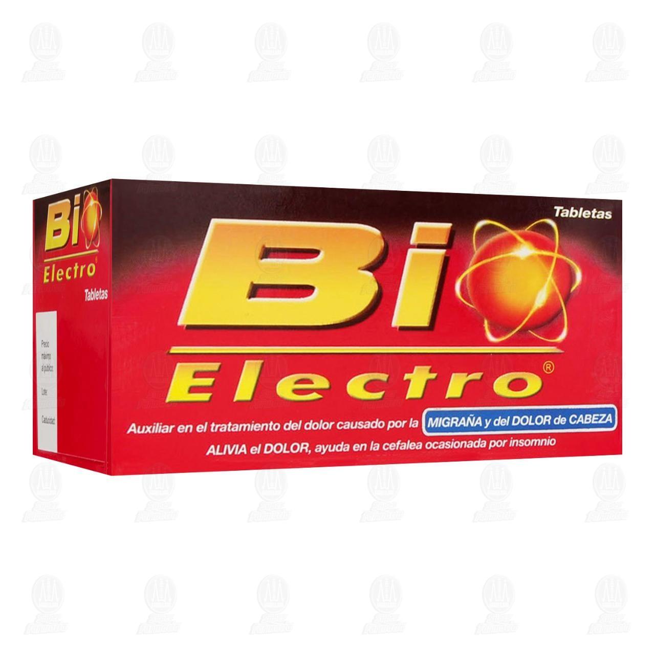 Comprar Bio Electro 24 Tabletas en Farmacias Guadalajara