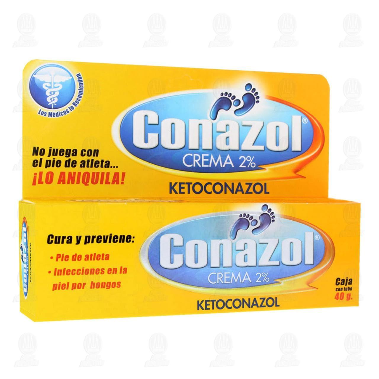 Comprar Conazol 40gr Crema en Farmacias Guadalajara