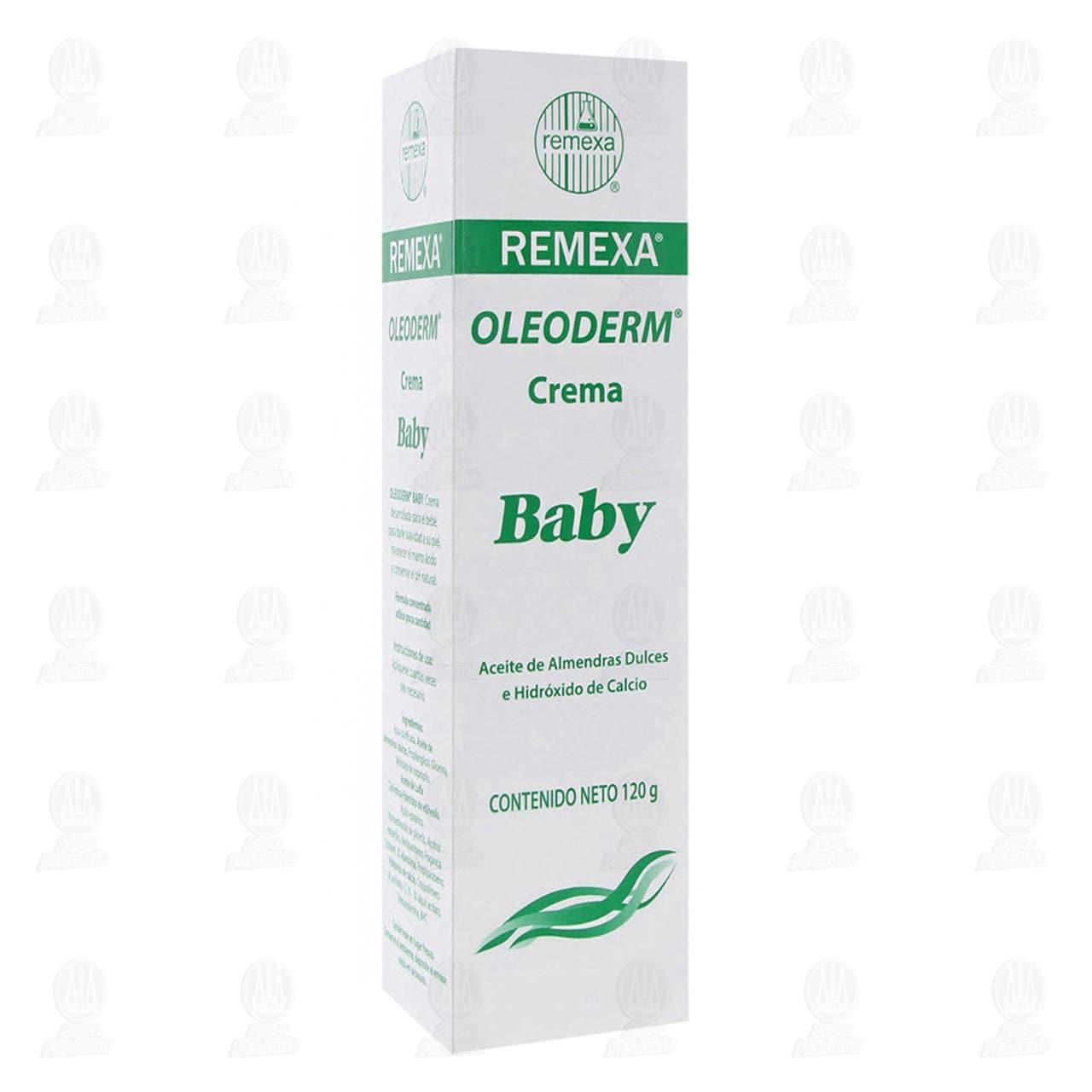 Comprar Oleoderm Crema Baby 120gr en Farmacias Guadalajara