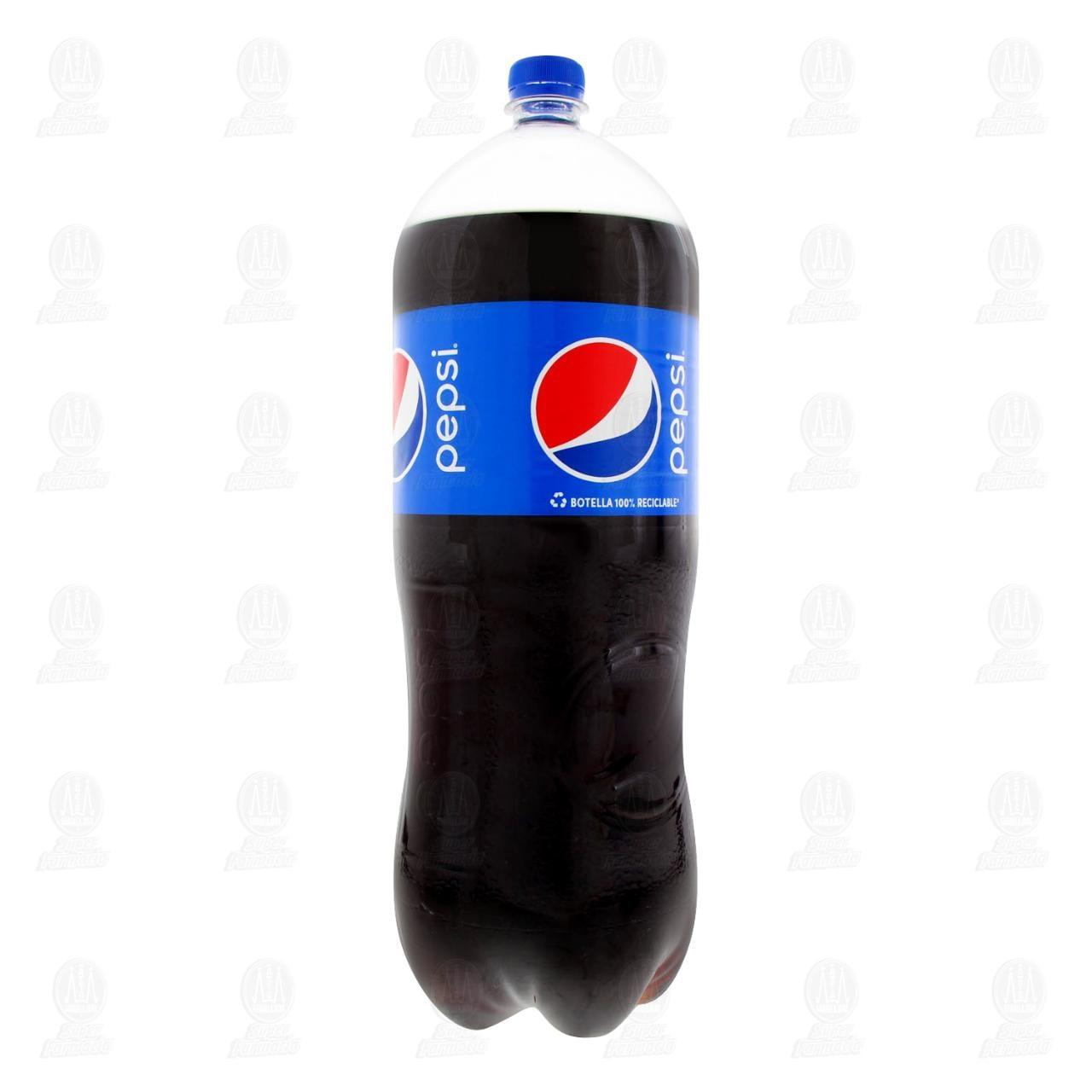 Refresco Pepsi Cola Jumbo, 3 l.
