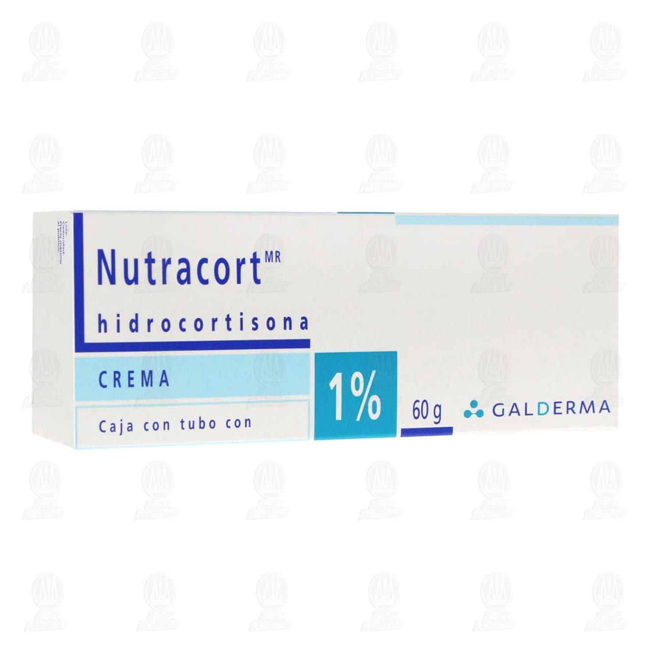Comprar Nutracort Crema 1%, 60 gr. en Farmacias Guadalajara