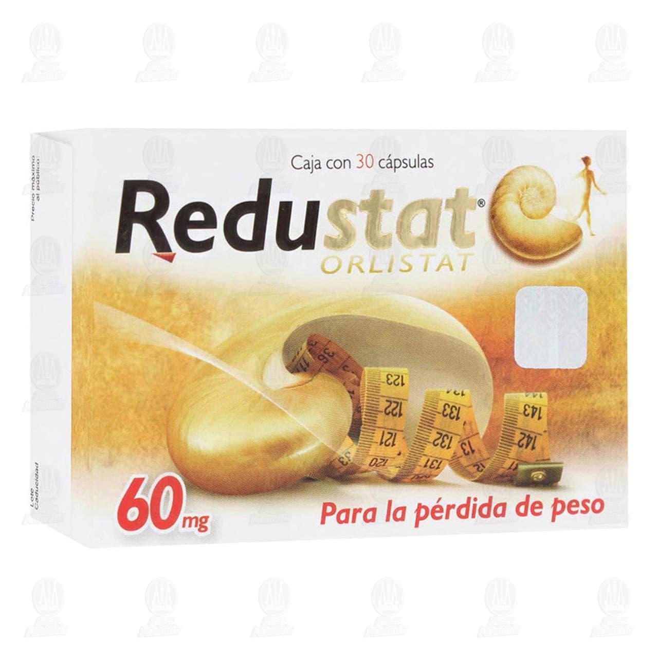 Comprar Redustat 60mg 30 Cápsulas en Farmacias Guadalajara