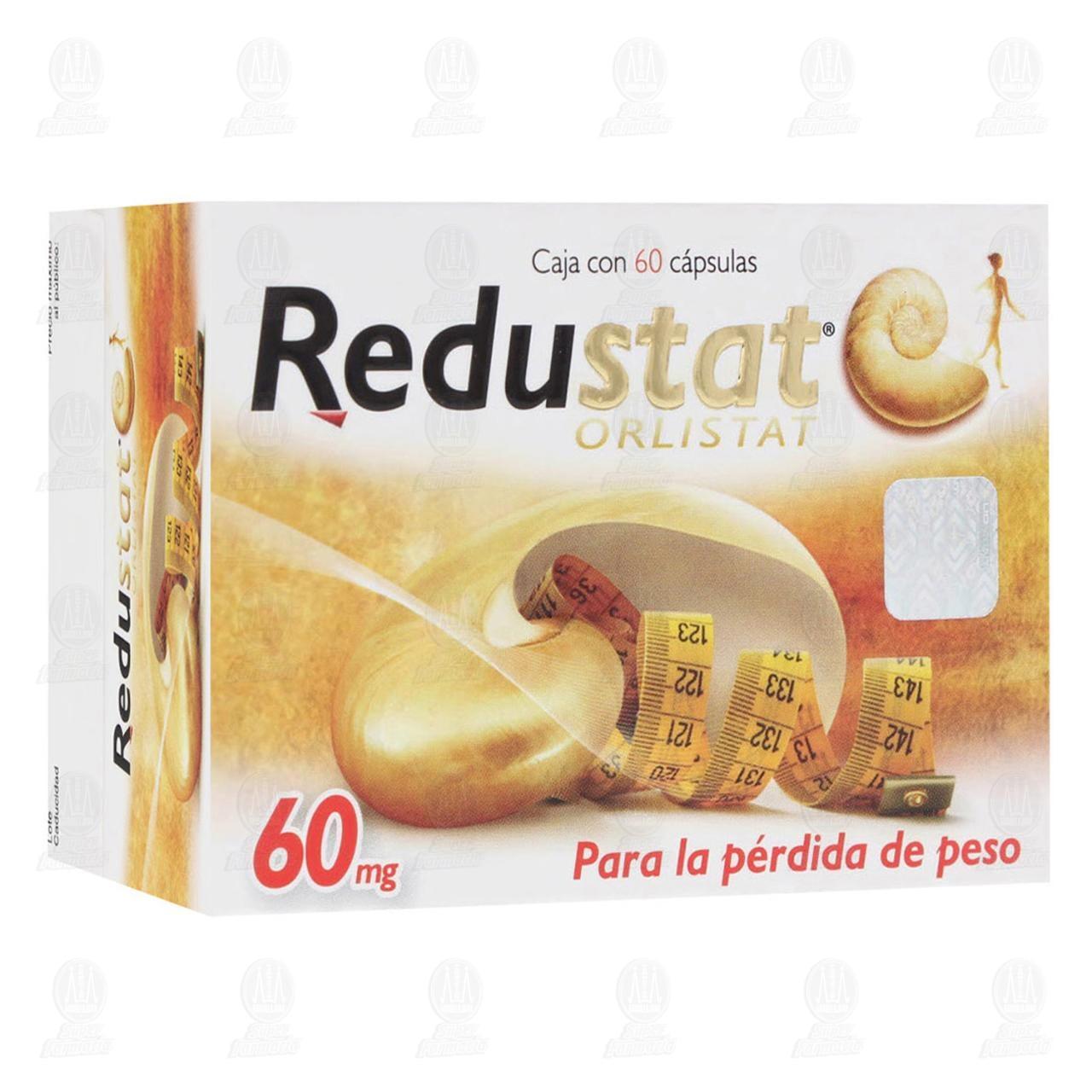 Comprar Redustat 60mg 60 Cápsulas en Farmacias Guadalajara