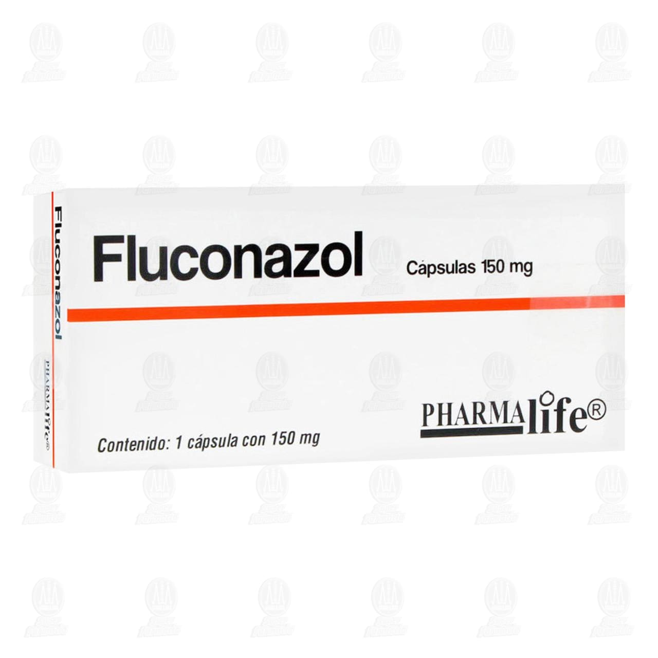 Fluconazol 150mg 1 Cápsula Pharmalife