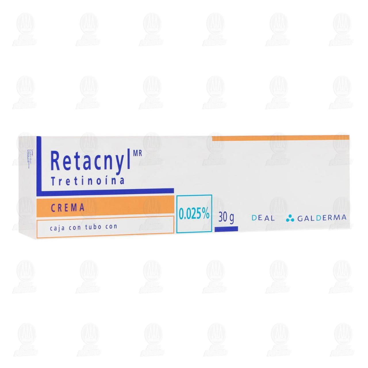 Comprar Retacnyl Crema 0.025%, 30 gr. en Farmacias Guadalajara