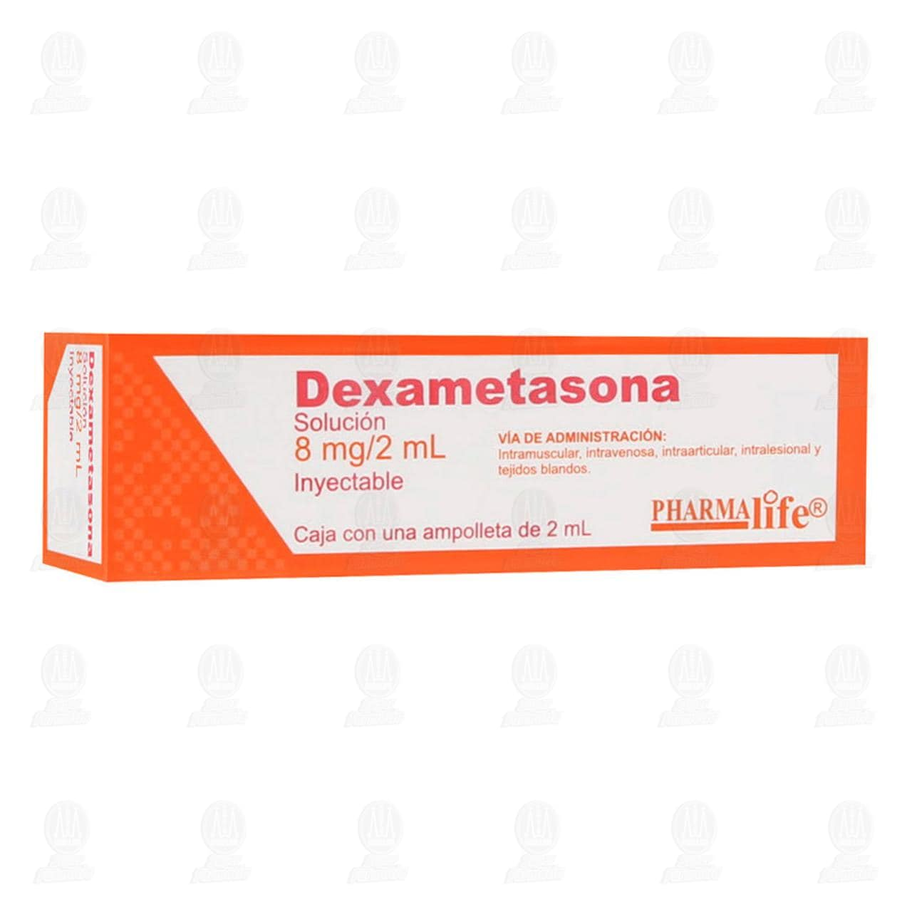 Comprar Dexametasona 8mg/2ml 1 Ampolleta Pharmalife en Farmacias Guadalajara