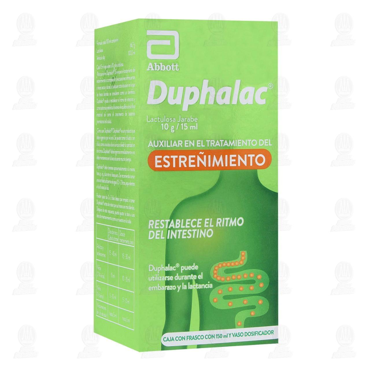 Comprar Duphalac 10gr/15ml 150ml Jarabe con Dosificador en Farmacias Guadalajara