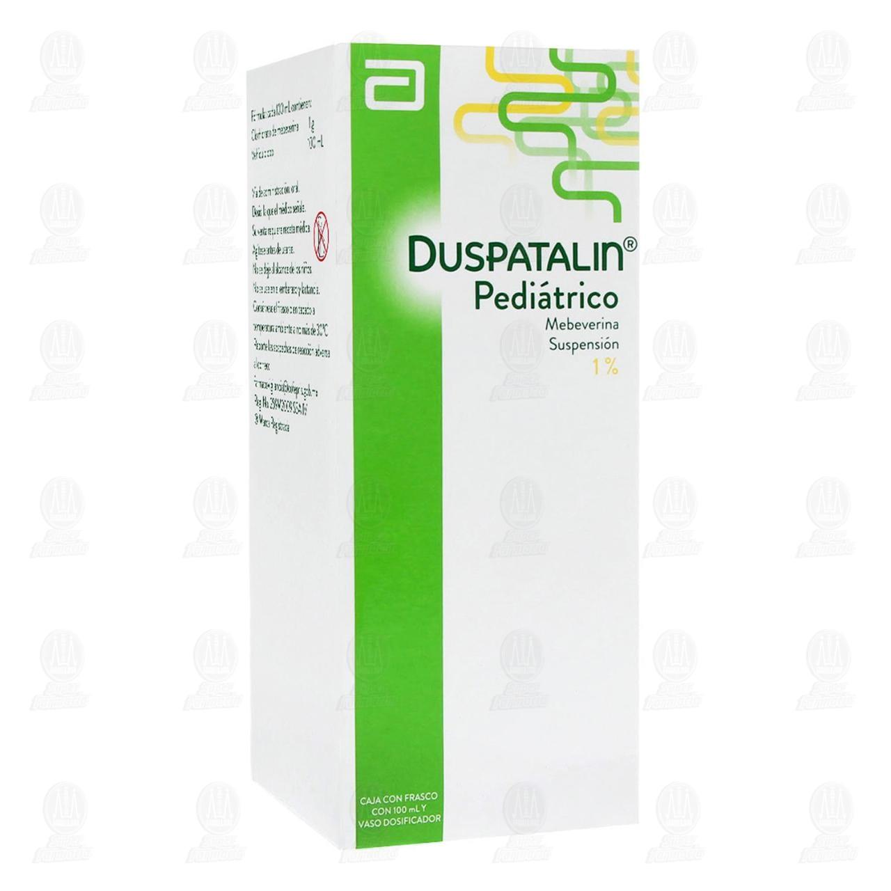 Comprar Duspatalin Pediátrico Suspensión 1% 100ml en Farmacias Guadalajara