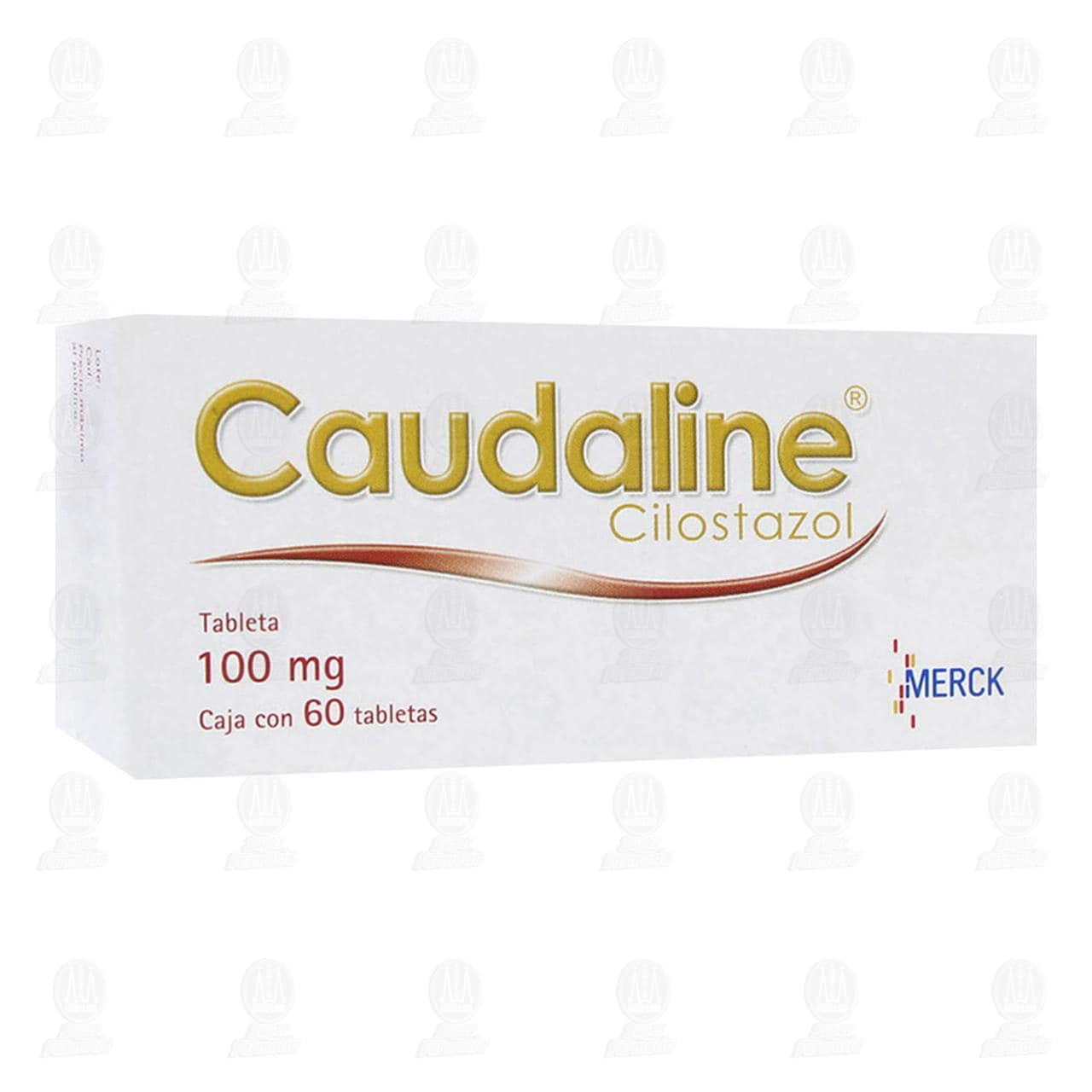 Comprar Caudaline 100mg 60 Tabletas en Farmacias Guadalajara