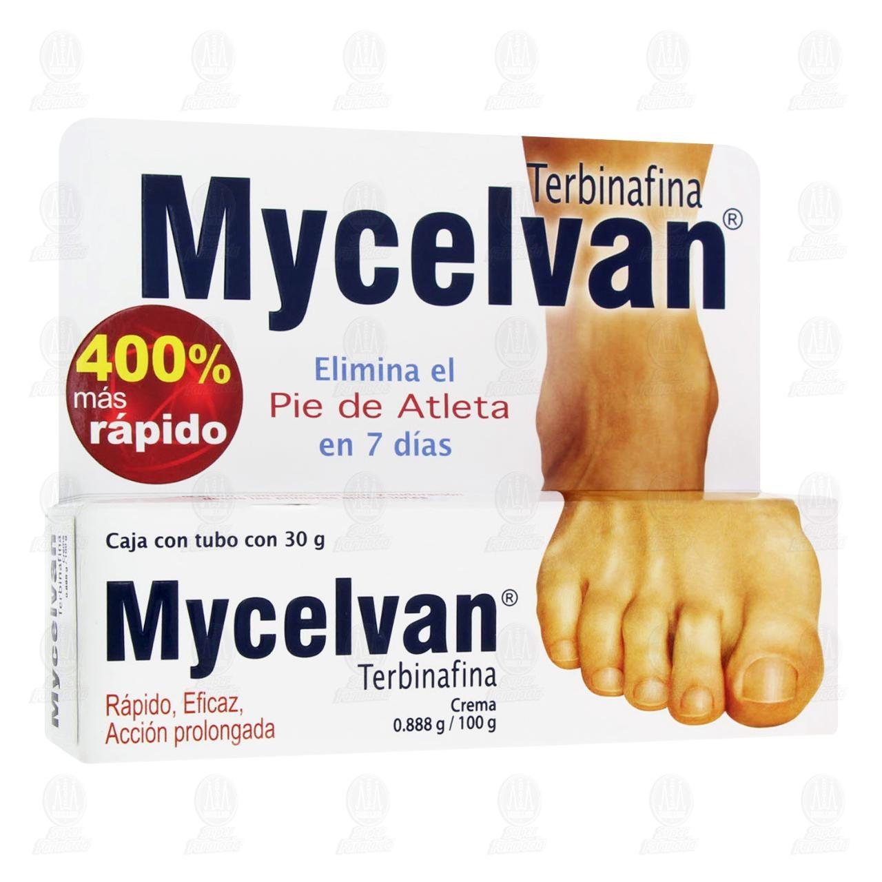 Comprar Mycelvan Crema 30gr en Farmacias Guadalajara