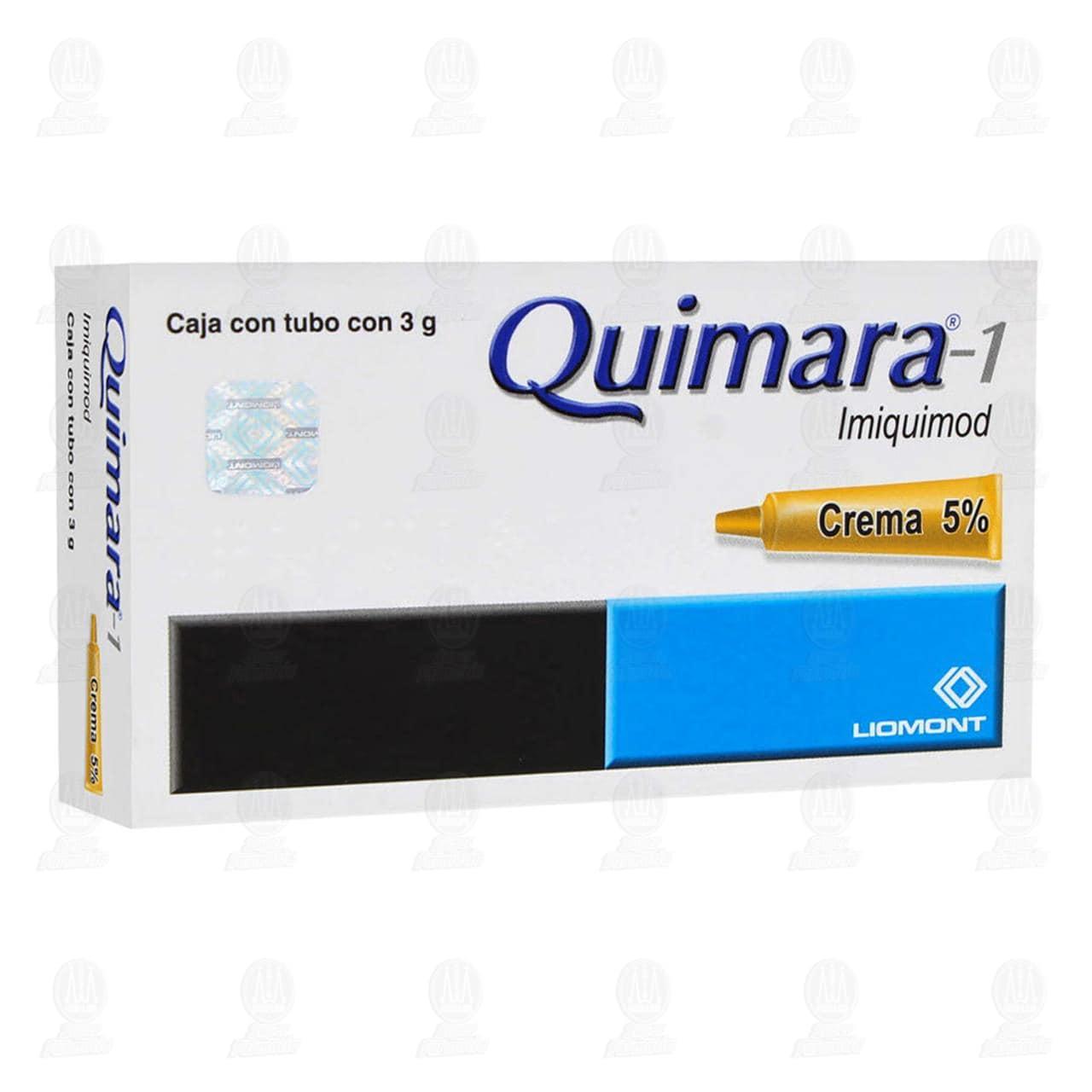 Comprar Quimara-1 5% Crema 3gr en Farmacias Guadalajara