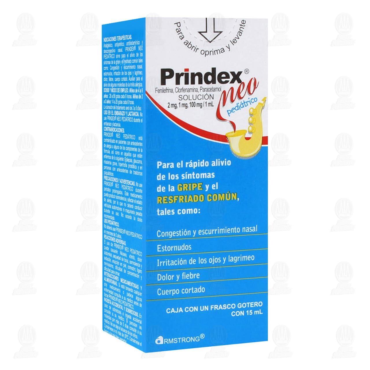 Comprar Prindex Neo Pediátrico 15ml en Farmacias Guadalajara