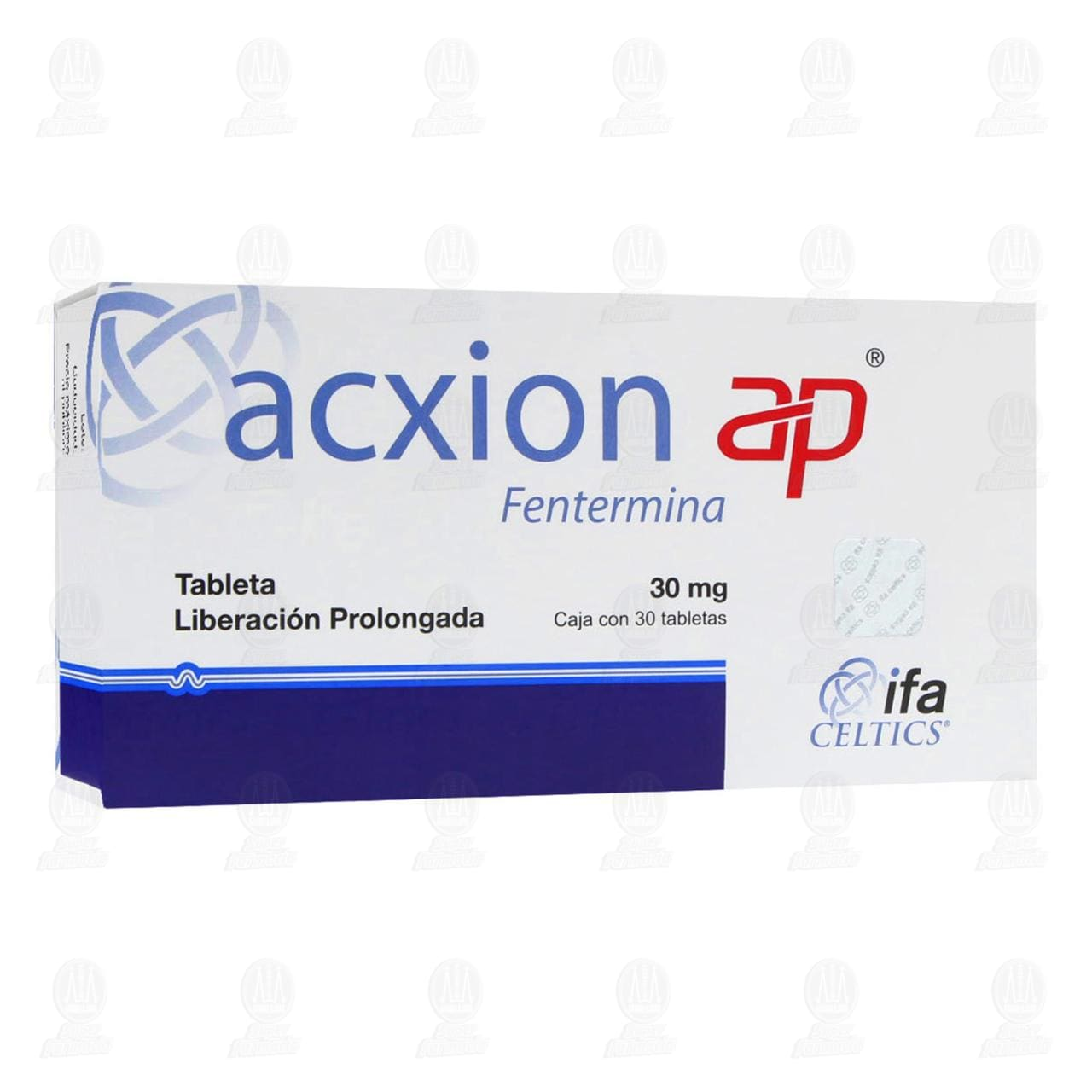 Acxion AP 30mg 30 Tabletas