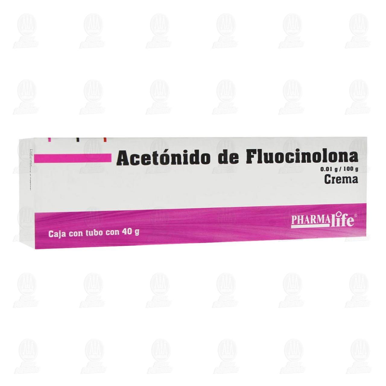 Comprar Acetónido Fluocinolona 40g Crema Pharmalife en Farmacias Guadalajara
