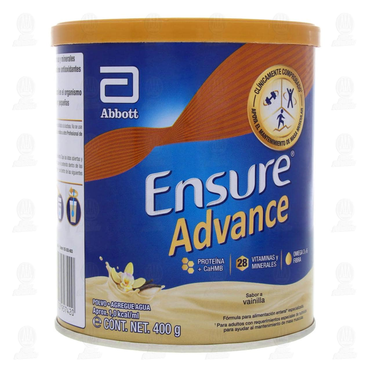 Ensure Advance Vainilla 400gr