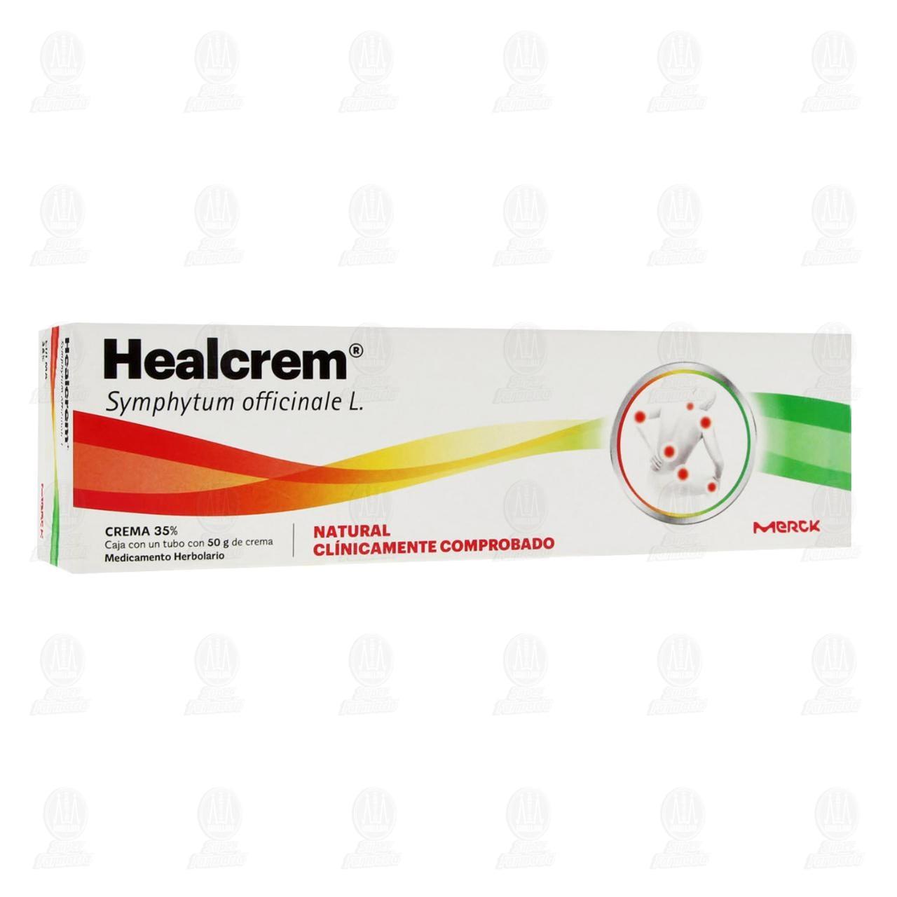 Comprar Healcrem Crema 35% 50gr en Farmacias Guadalajara