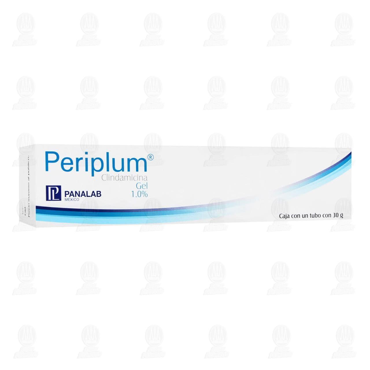 Comprar Periplum 1% Gel 30gr Tubo en Farmacias Guadalajara