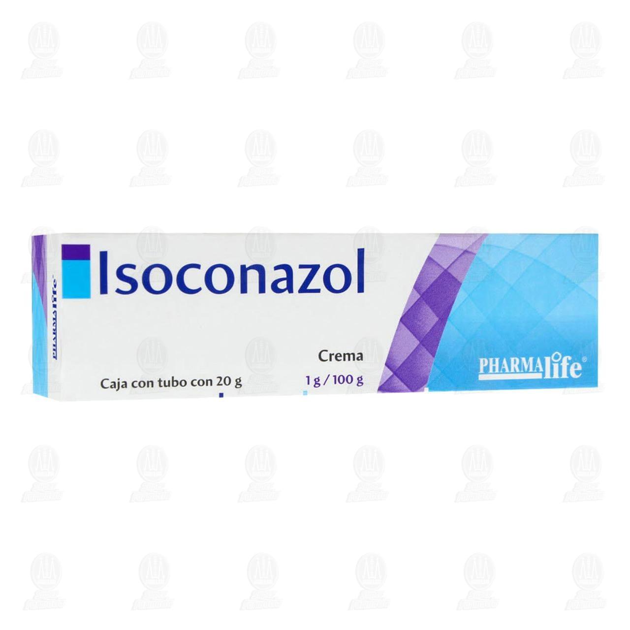 Comprar Isoconazol 1g/100g Crema 20g Pharmalife en Farmacias Guadalajara