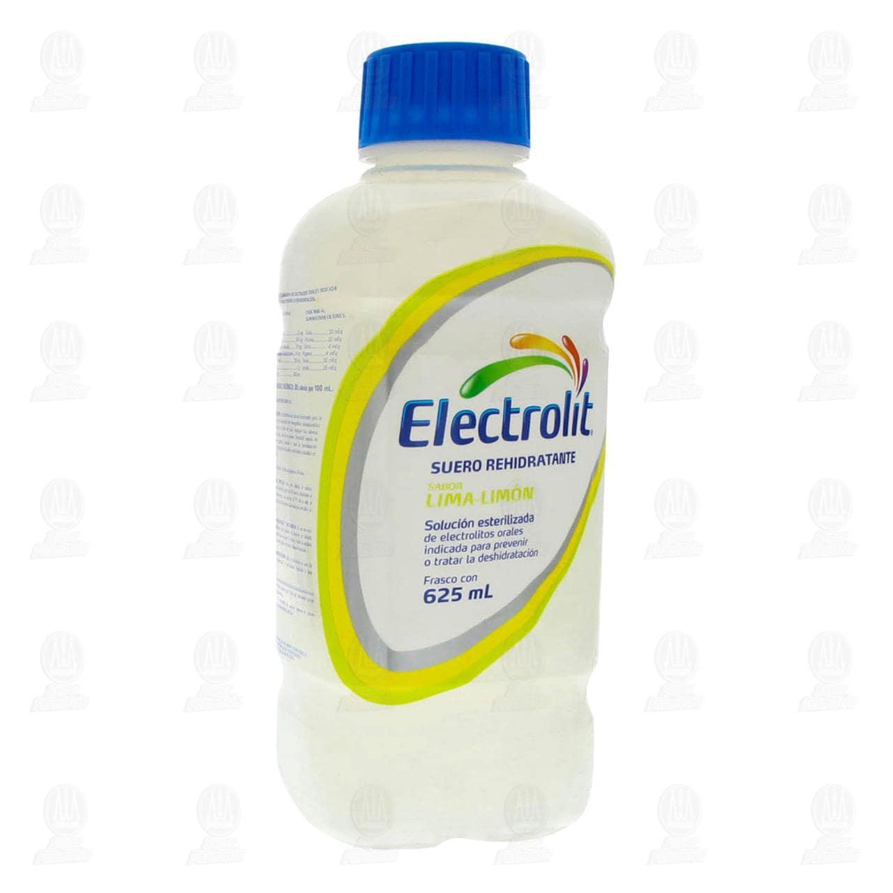 Comprar Electrolit Lima-Limón Oral 625ml en Farmacias Guadalajara