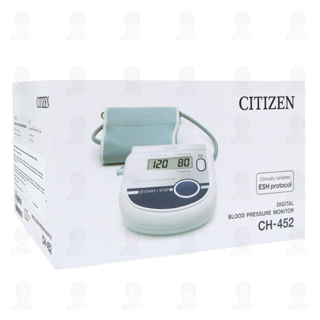 Baumanómetro Citizen Ch-452 Brazo
