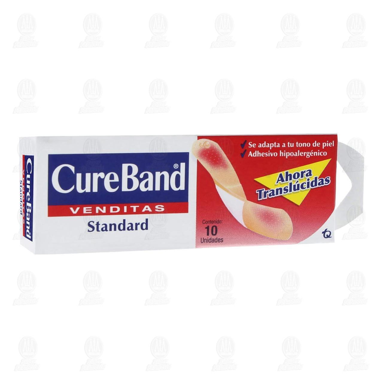 Vendita CureBand Standard 10 Piezas