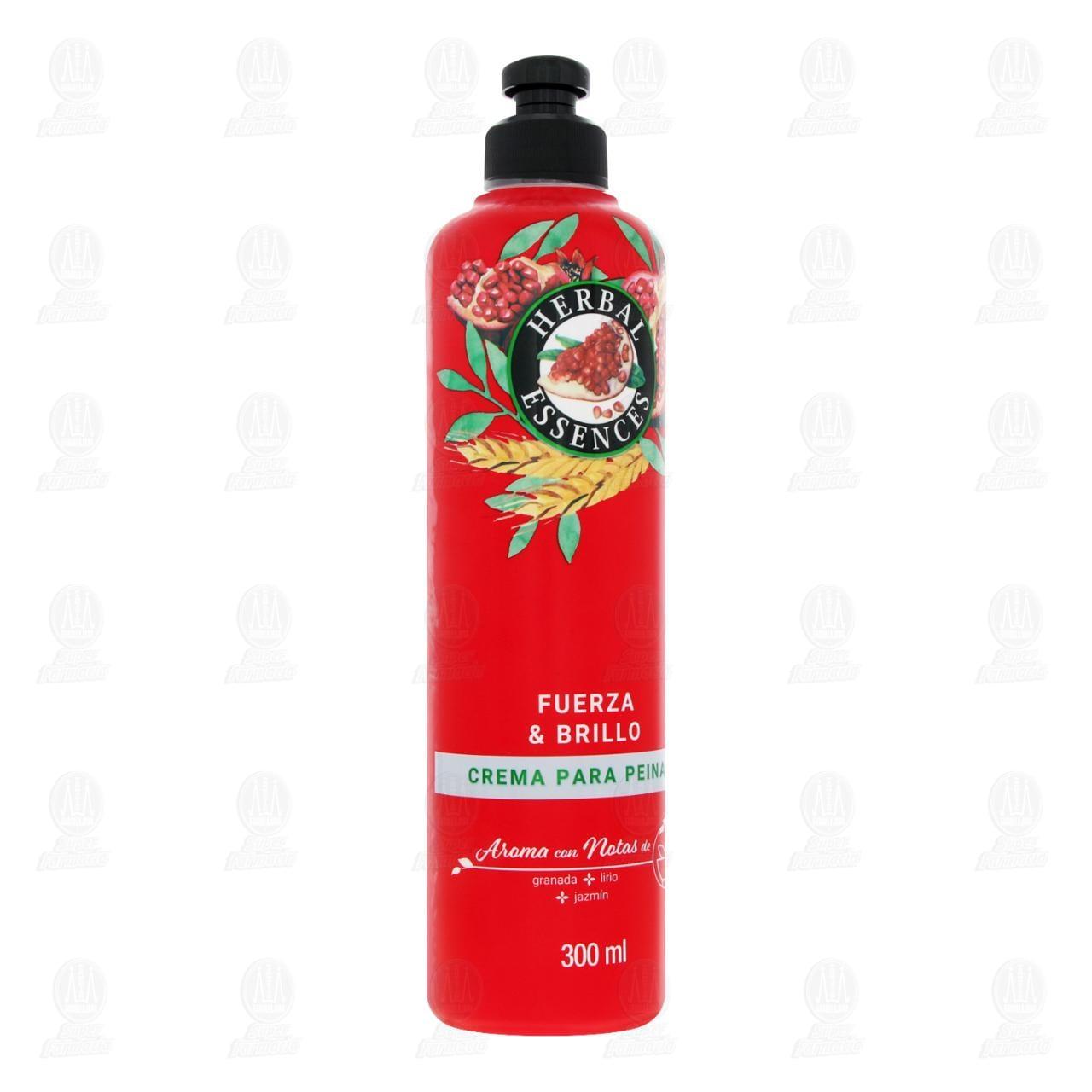 Comprar Crema para Peinar Herbal Essences Prolóngalos, 300 ml. en Farmacias Guadalajara