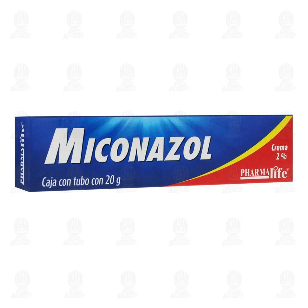 Comprar Miconazol Crema 2% 20gr Pharmalife en Farmacias Guadalajara