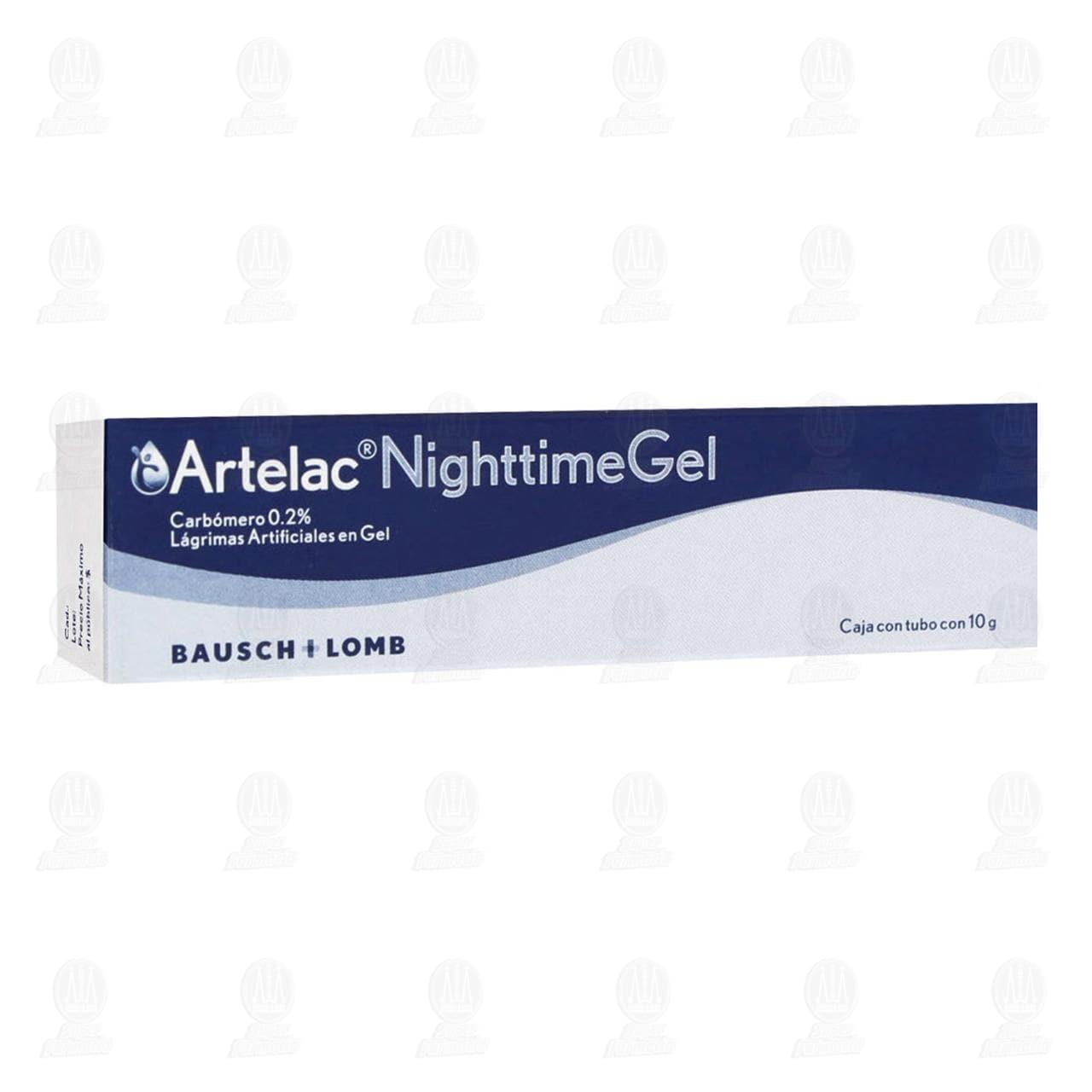 Comprar Artelac Nighttime Gel 0.2% 10gr en Farmacias Guadalajara