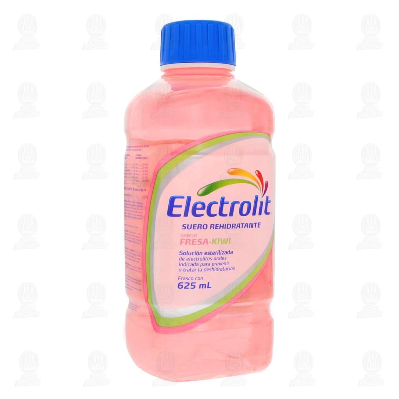 Electrolit Fresa Kiwi 625 ml. Adulto Plástico