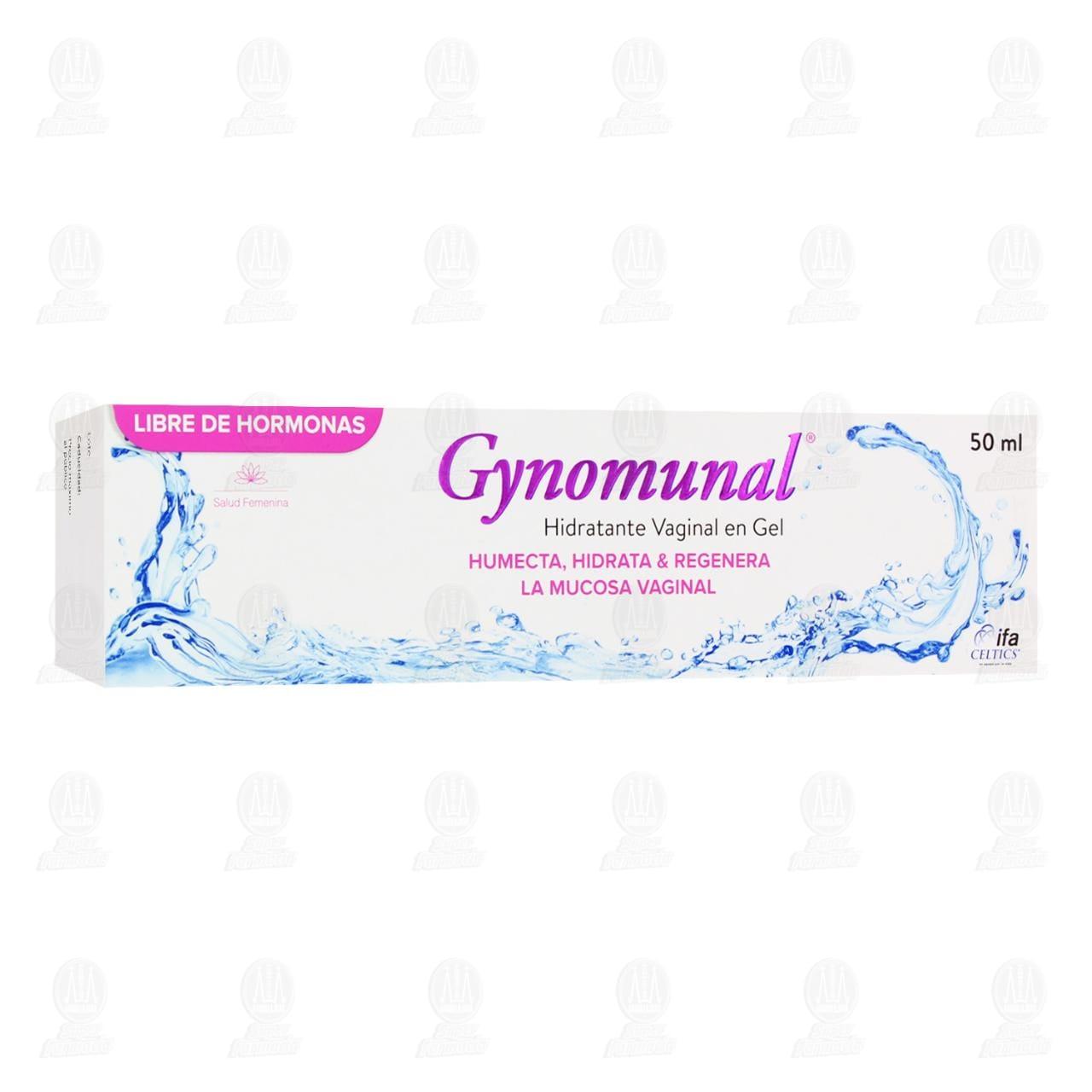 Gynomunal 50ml Gel Vaginal con Aplicador