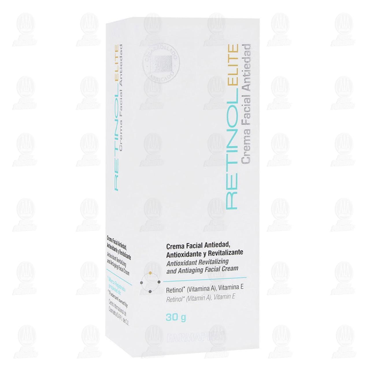 Comprar Retinol Elite Crema Facial Antiedad, 30 gr. en Farmacias Guadalajara