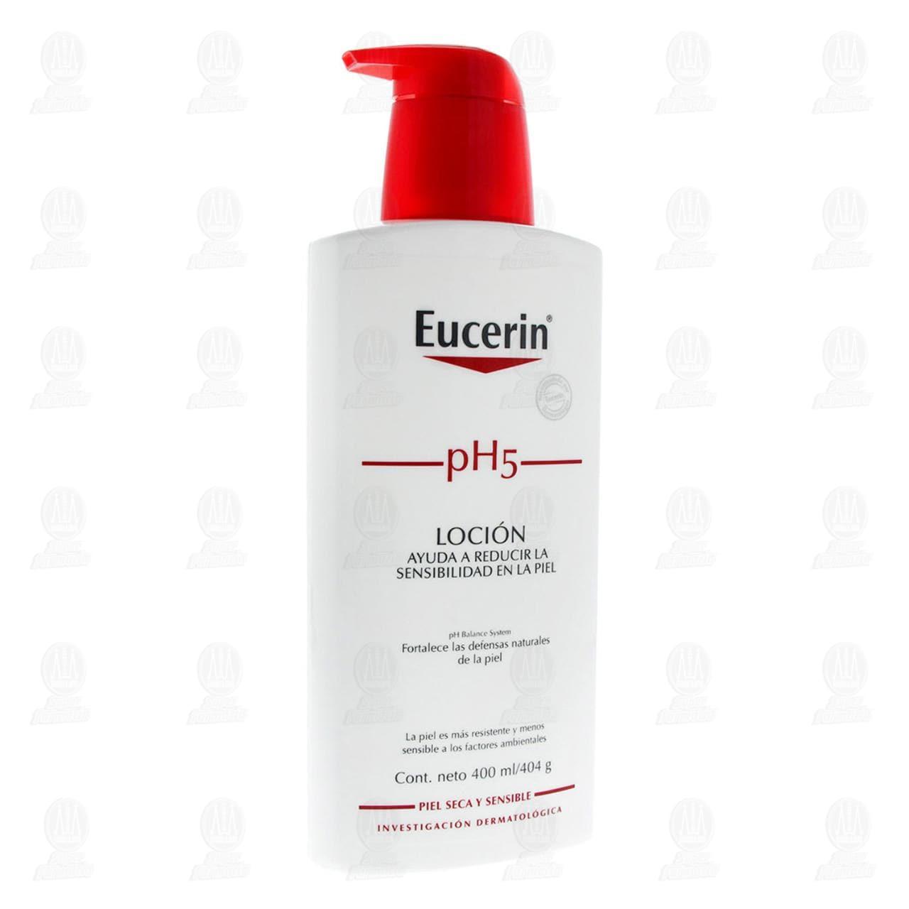 Comprar Eucerin PH5 Crema Corporal, 400ml. en Farmacias Guadalajara