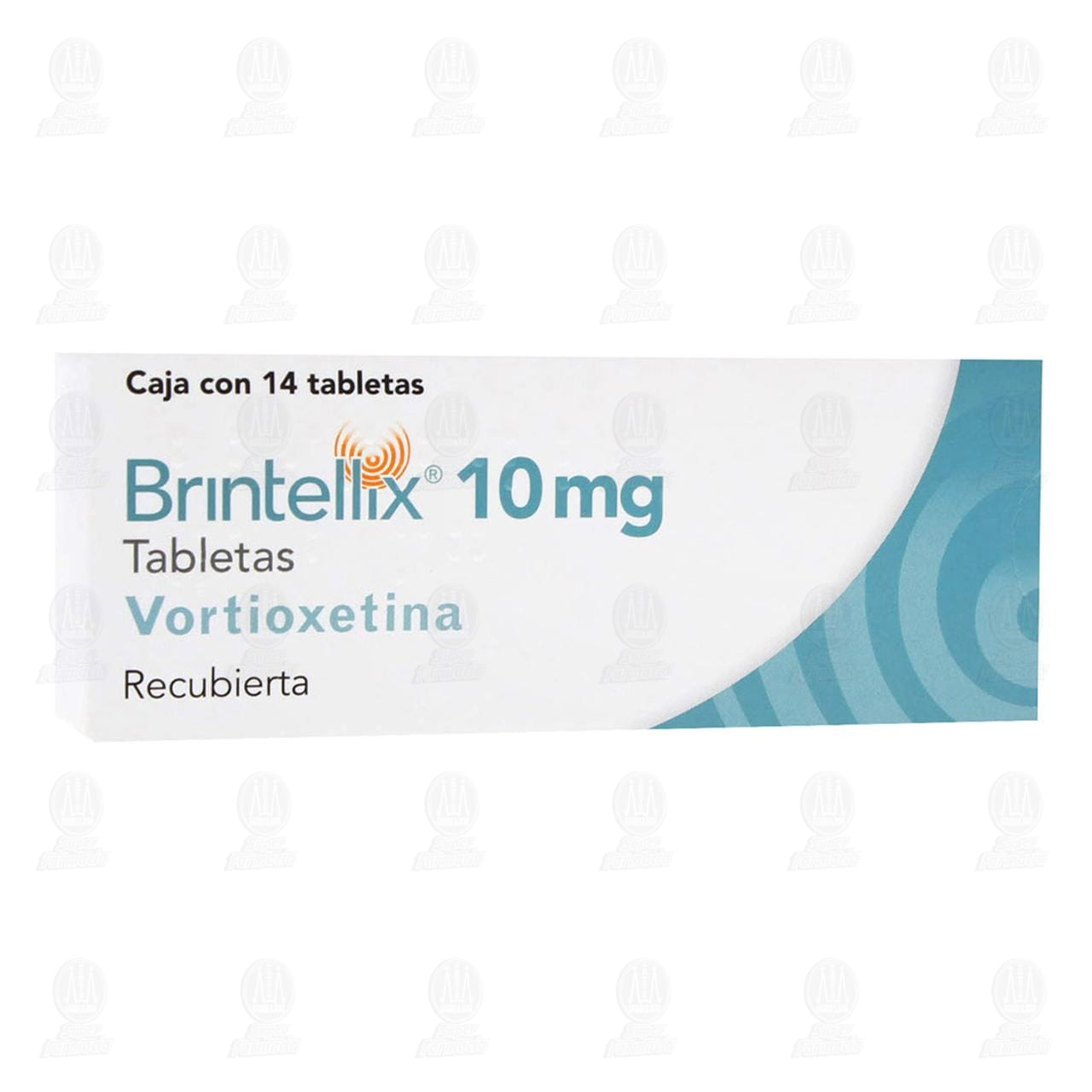 Brintellix 10mg 14 Tabletas