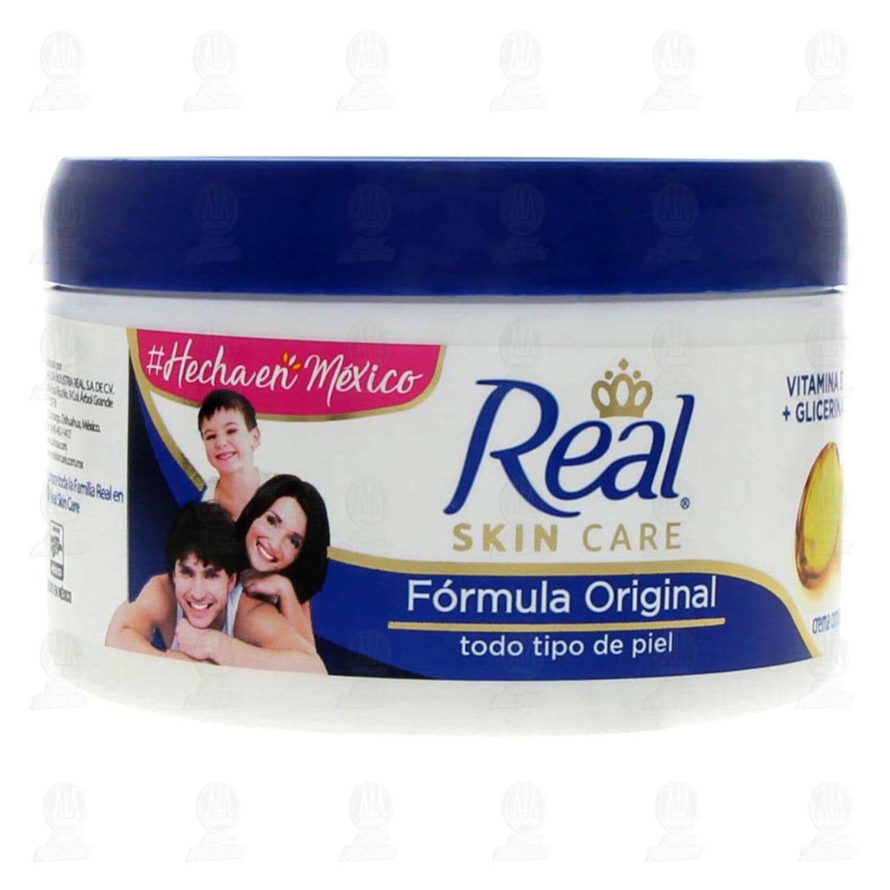 Comprar Crema Corporal Real Skin Care Fórmula Original para Todo Tipo de Piel, 220 gr. en Farmacias Guadalajara