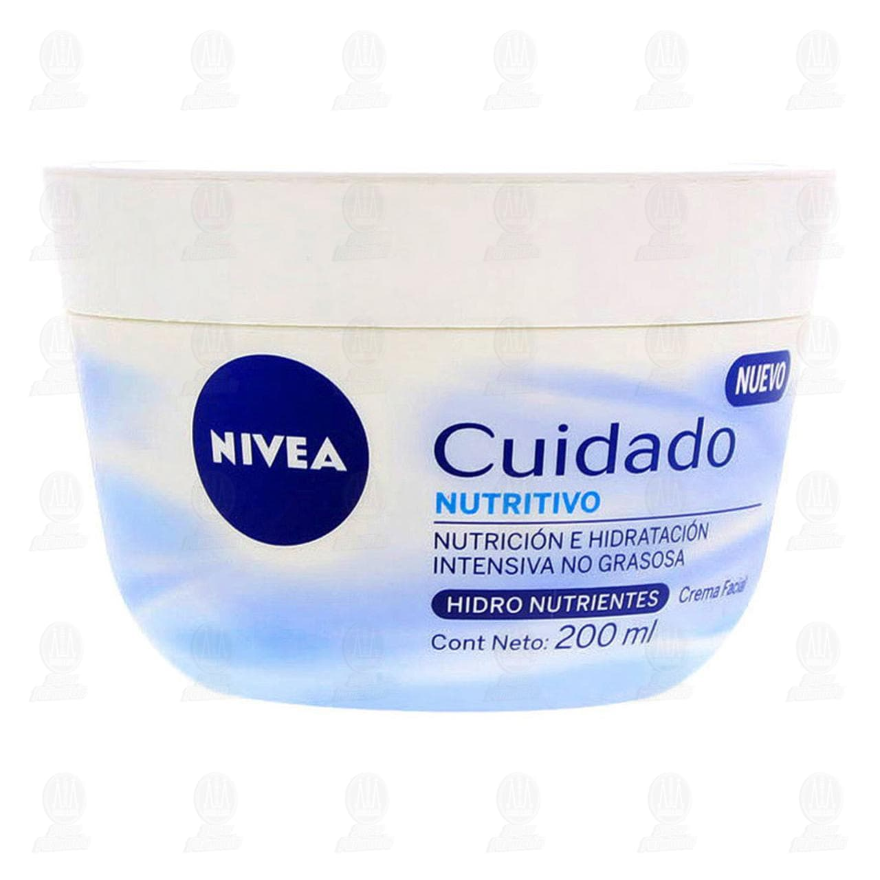 Comprar Crema de Cuidado Facial Nivea Nutritivo, 200 ml. en Farmacias Guadalajara