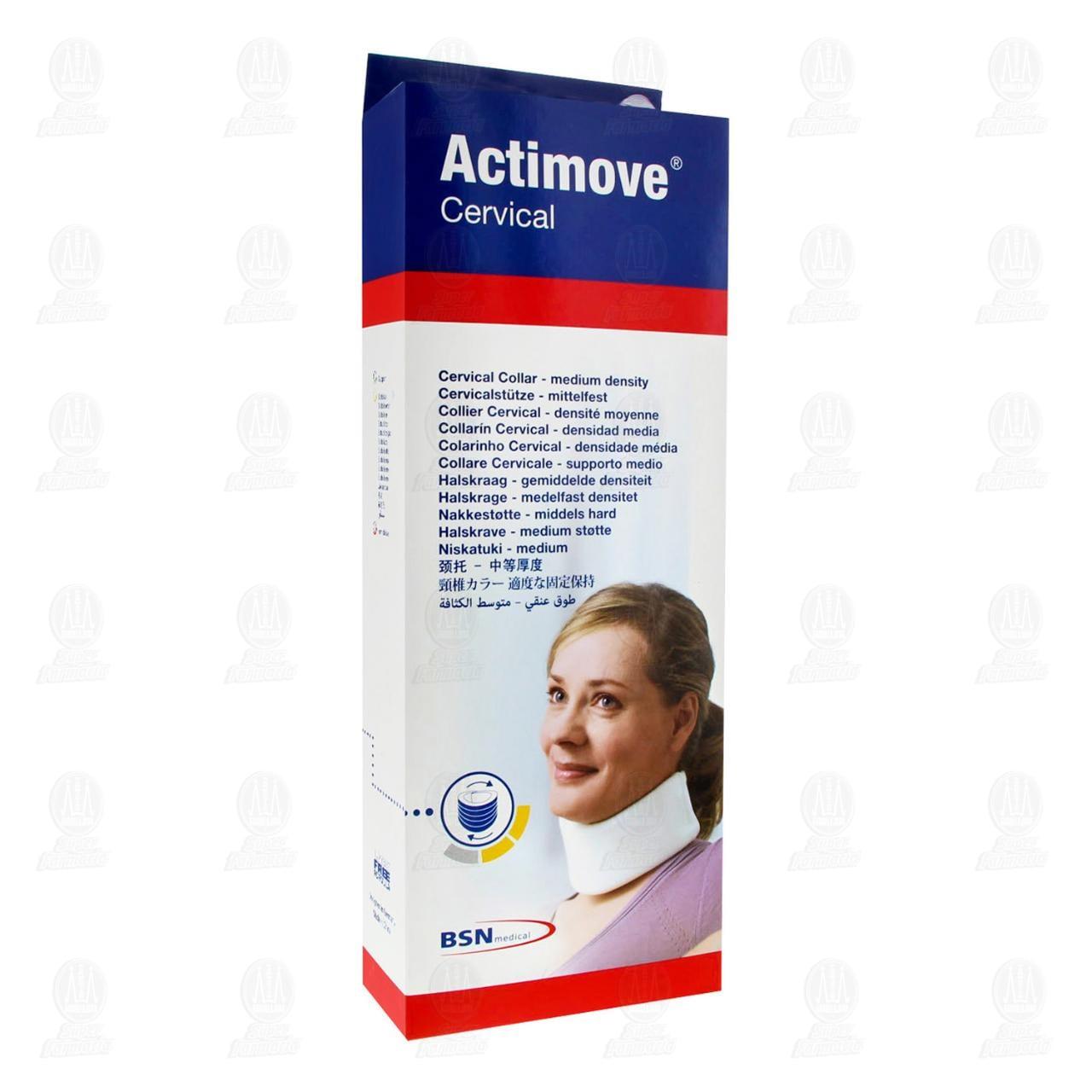 Comprar Collarín Actimove Cervical Mediano 1 pz en Farmacias Guadalajara