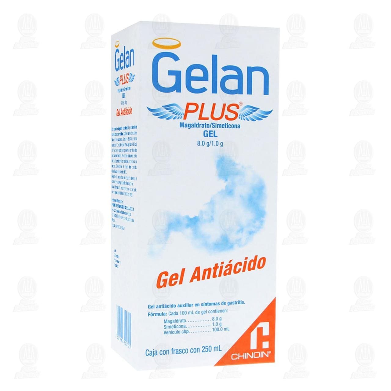 Comprar Gelan Plus Suspensión Gel 250ml Frasco en Farmacias Guadalajara
