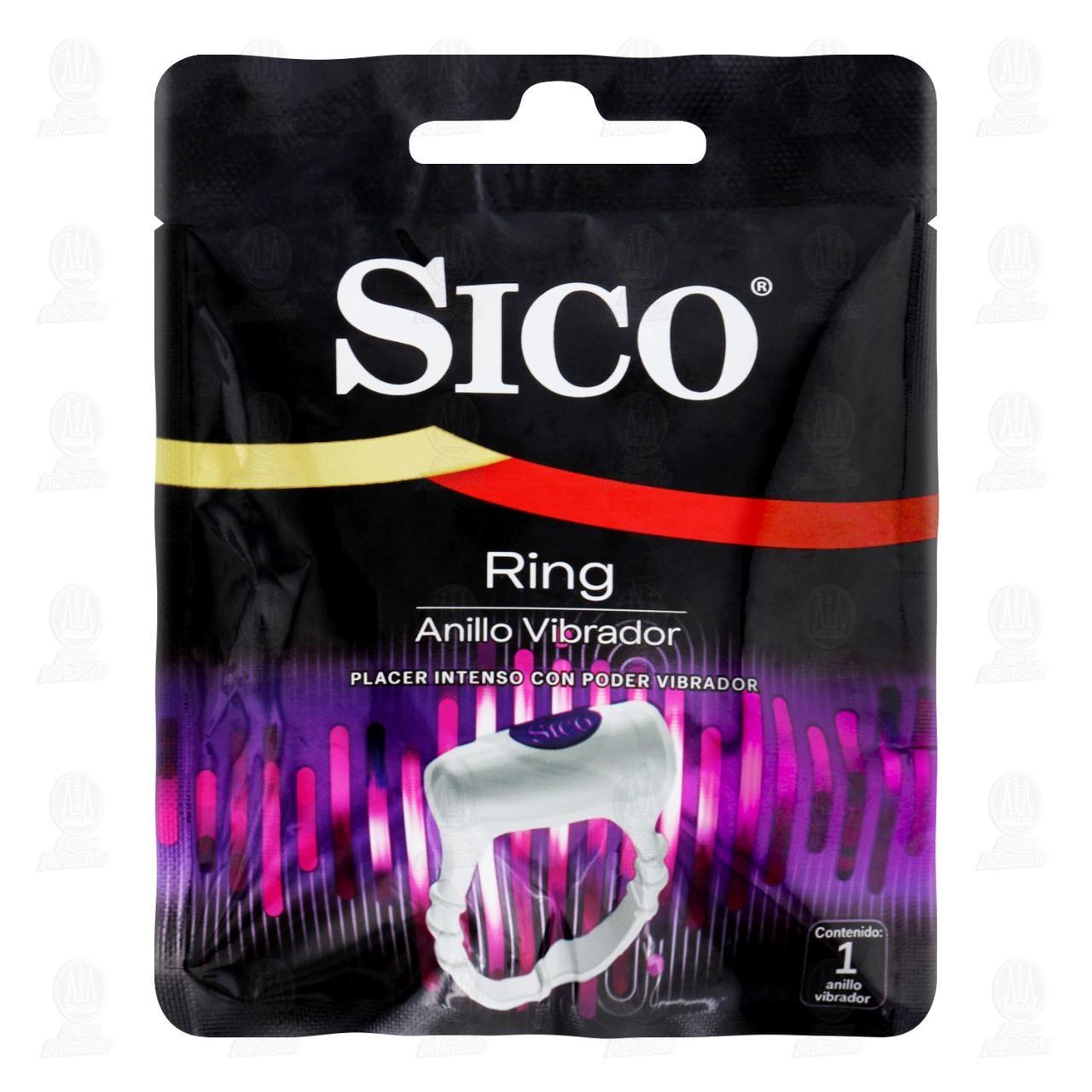 Comprar Sico Ring Anillo Vibrador 1pz en Farmacias Guadalajara
