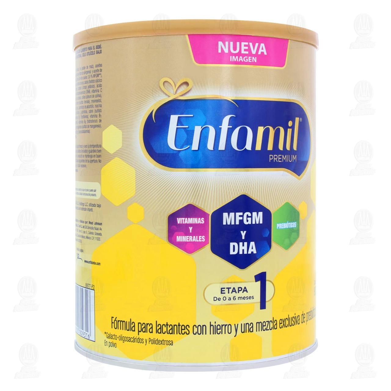 Enfamil Etapa 1 Fórmula Infantil 0 a 6 Meses, 800 gr.