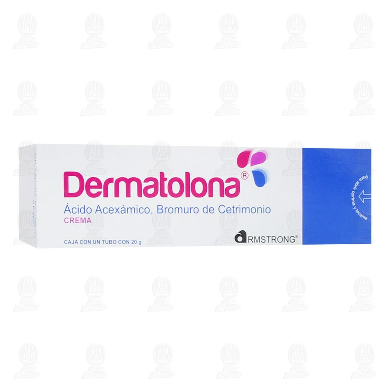 Comprar Dermatolona Crema, 20 gr. en Farmacias Guadalajara