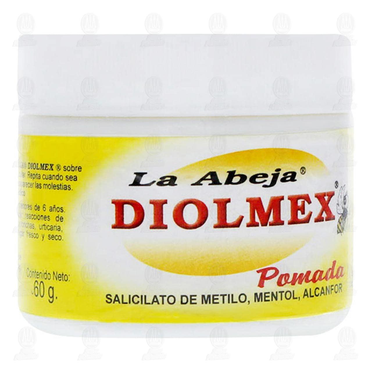 Comprar La Abeja Diolmex Pomada 60gr en Farmacias Guadalajara