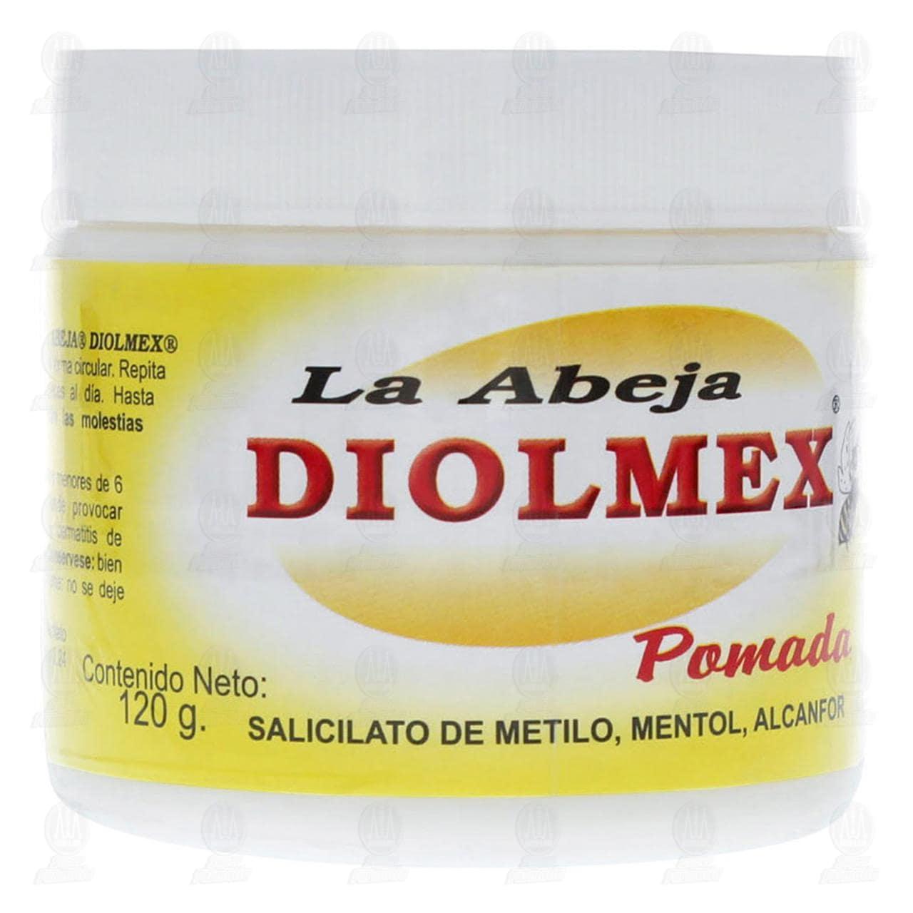 Comprar La Abeja Diolmex Pomada 120gr en Farmacias Guadalajara