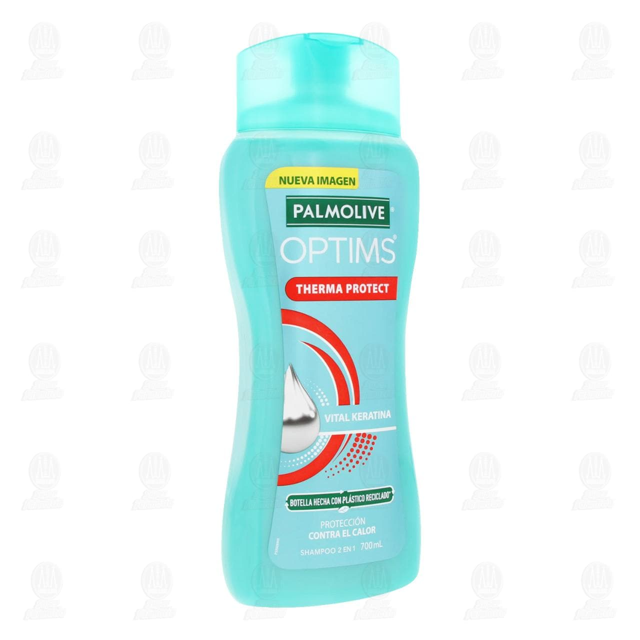 Shampoo Palmolive Optims Therma Protect, 700 ml.