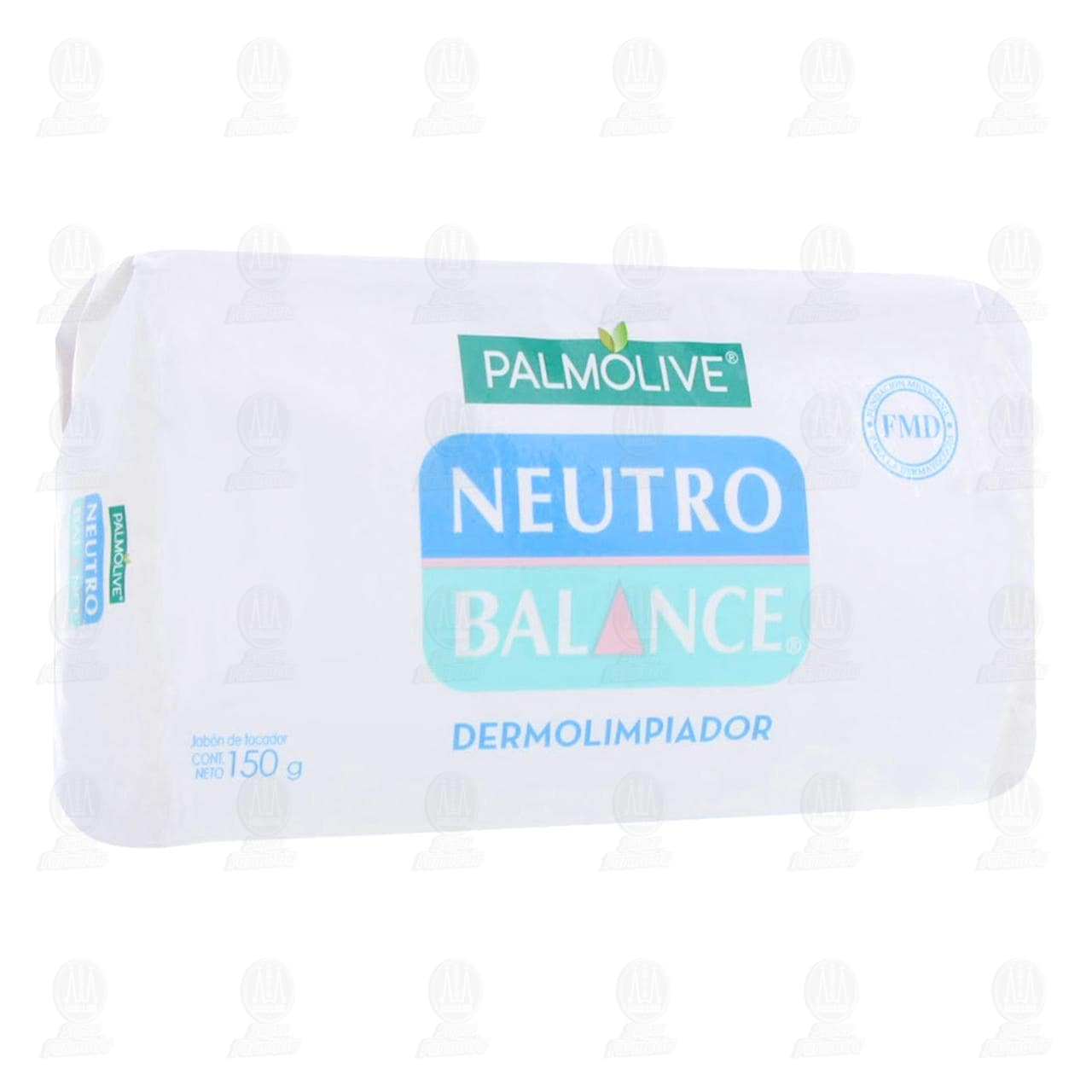 Comprar Jabón en Barra Palmolive Neutro Balance Dermolimpiador en Barra, 150 gr. en Farmacias Guadalajara
